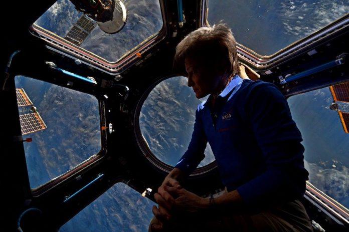 kadın astronot