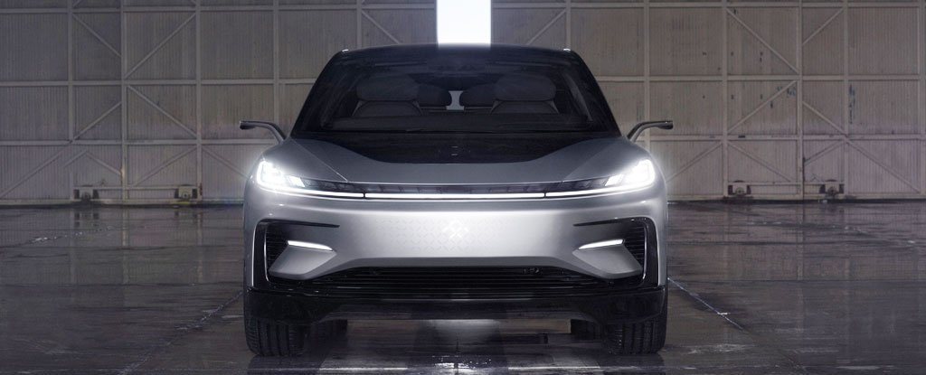 Elektrikli araba Faraday Future