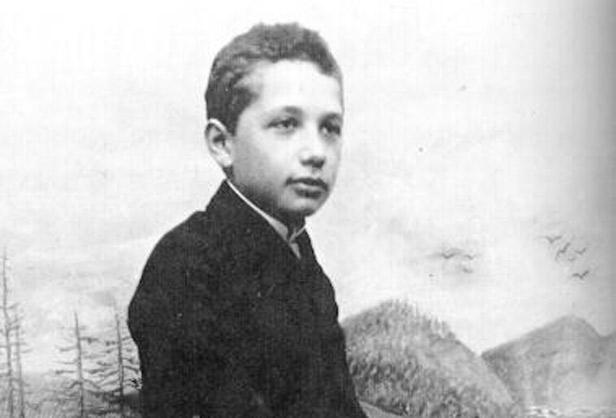 Einstein'ın çocukluğu