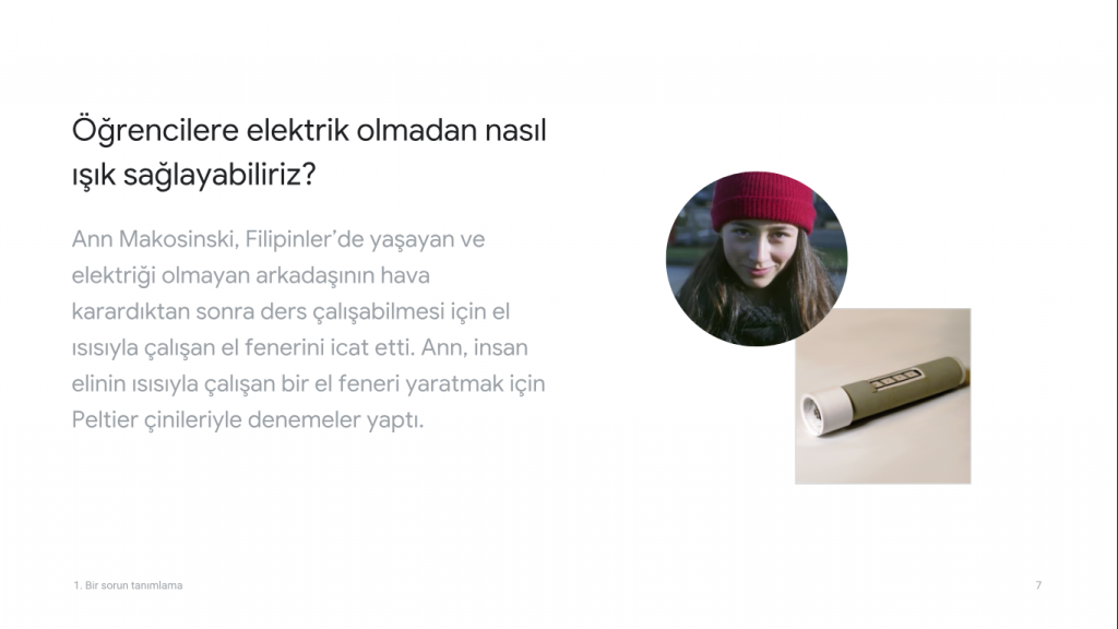 Google Science Fair Ödülü