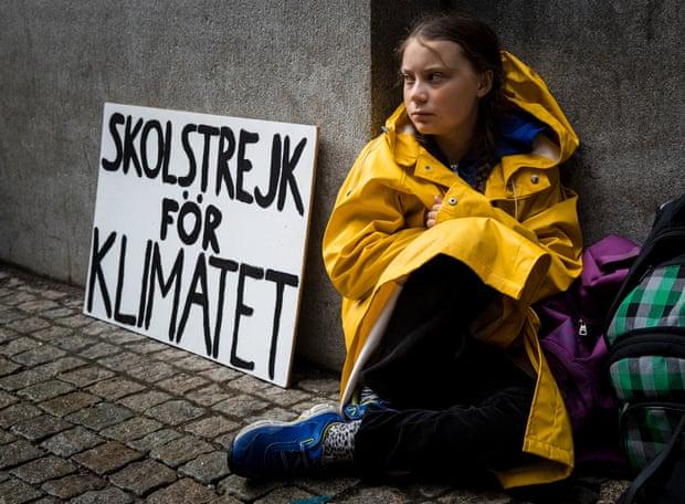 Greta Thunberg Nobel