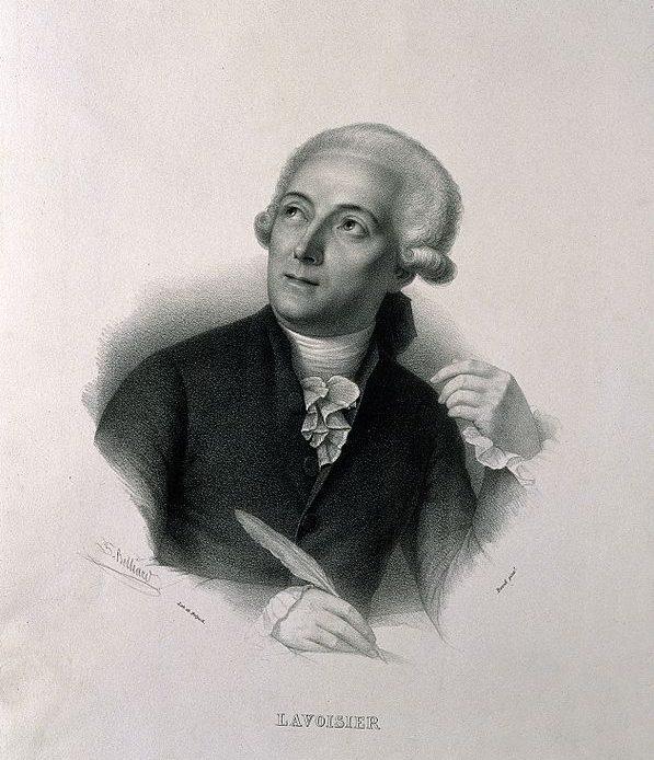 Modern Kimyanın Babası Antoine Lavoisier