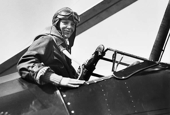 İlk kadın pilotlar