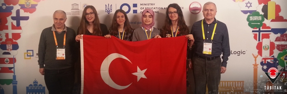 8. Avrupa Kızlar Matematik Olimpiyatları