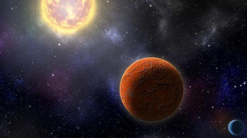 TESS Dünya büyüklüğünde gezegen keşfetti