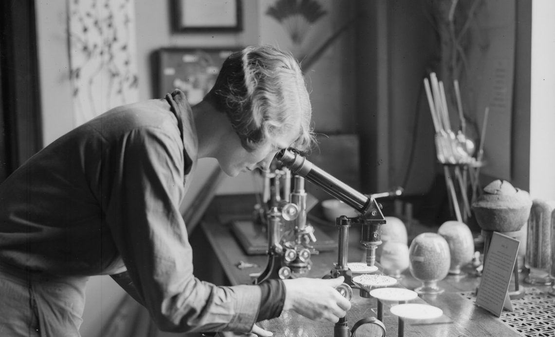 Kadın bilimciler
