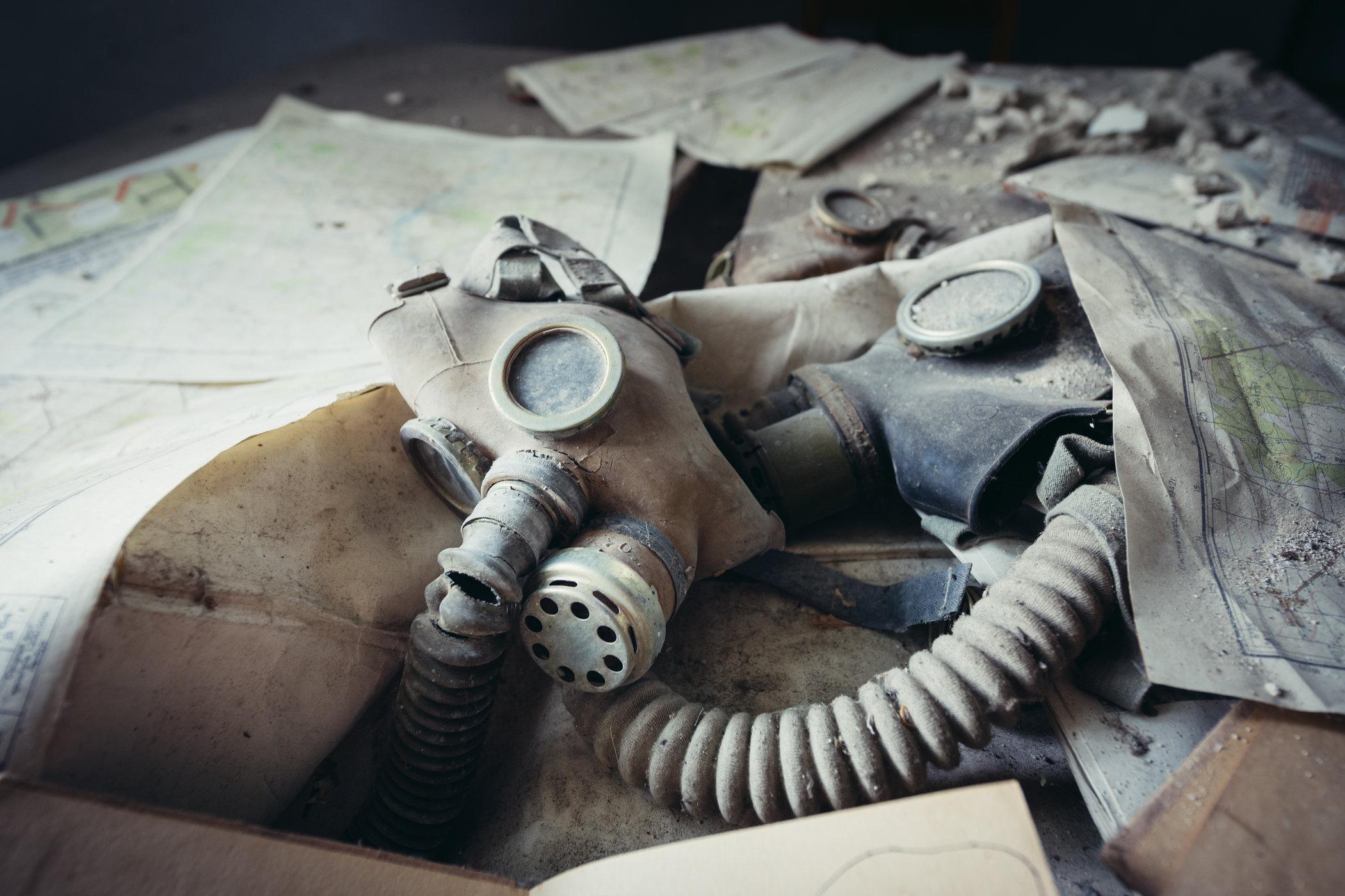 Çernobil bölgesinde insanlara ne oldu
