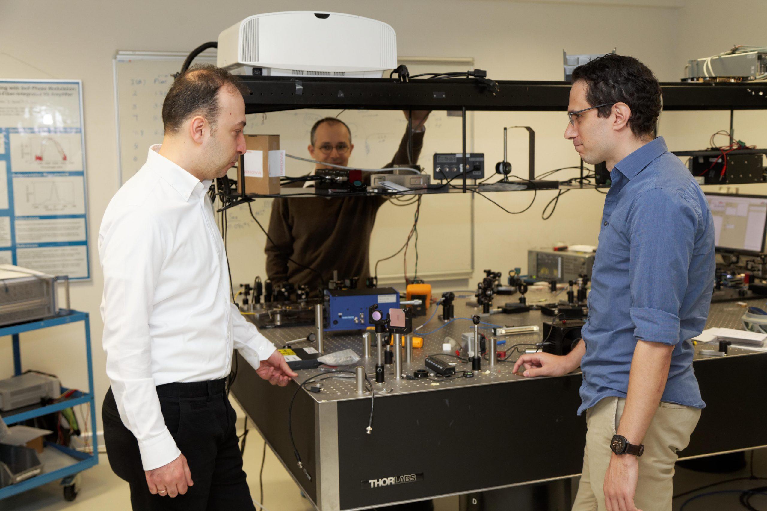 Bilkent Üniversitesi ve UNAM araştırmacıları hologram teknolojisinde yeni bir geliştirmeye imza attı