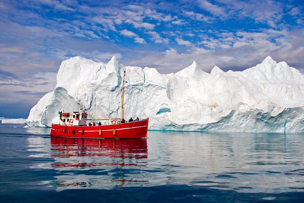 kutup bölgeleri buzullar