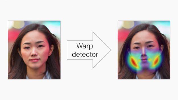 Adobe Photoshop photoshoplu yüzü tanıma uygulaması