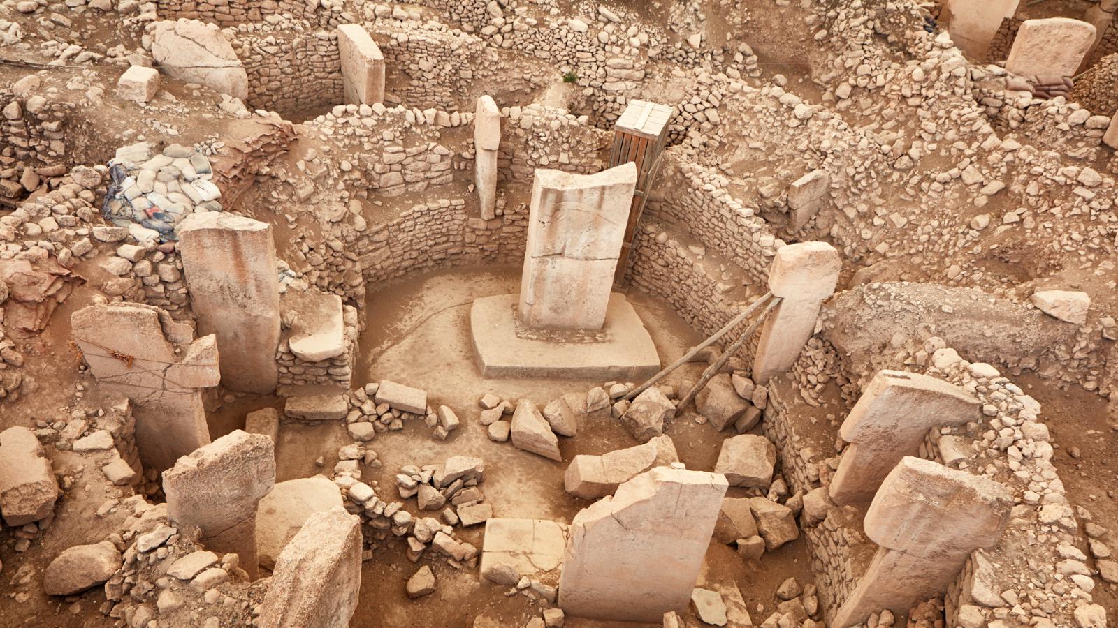 Göbeklitepe ve Beren Saat'li Atiye dizisi