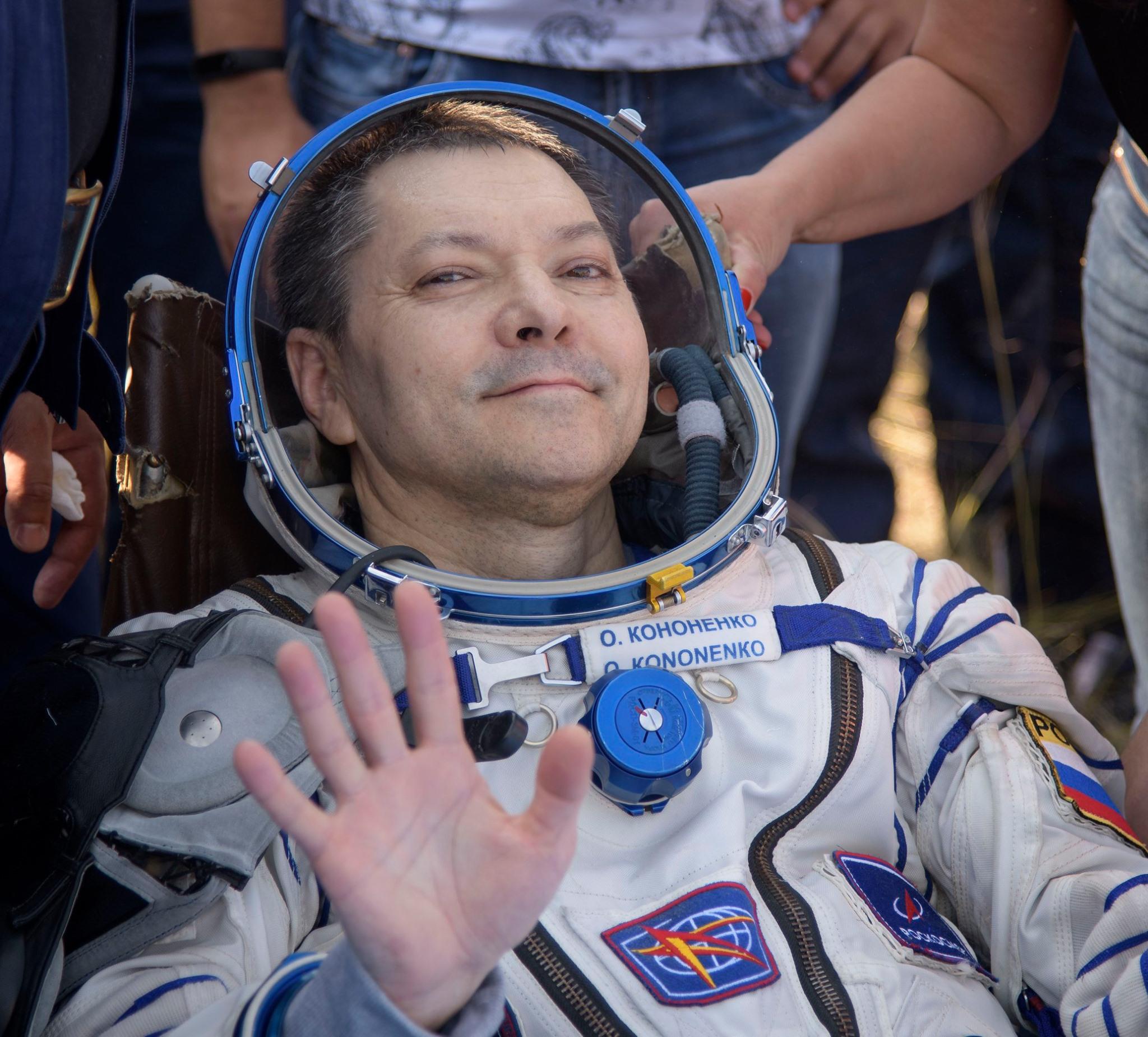Uluslararası Uzay İstasyonu Soyuz-11 Kononenko