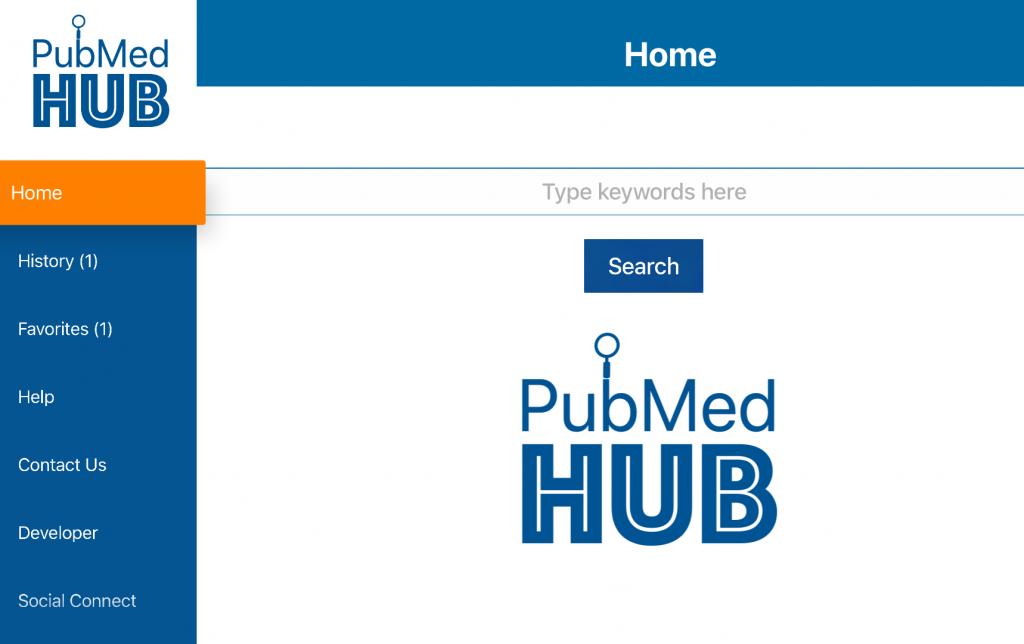 bilimsel makaleler pubmed hub