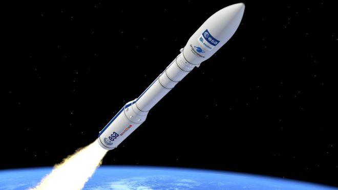BAE'ye ait uydu fırlatıldıktan iki dakika sonra kayboldu