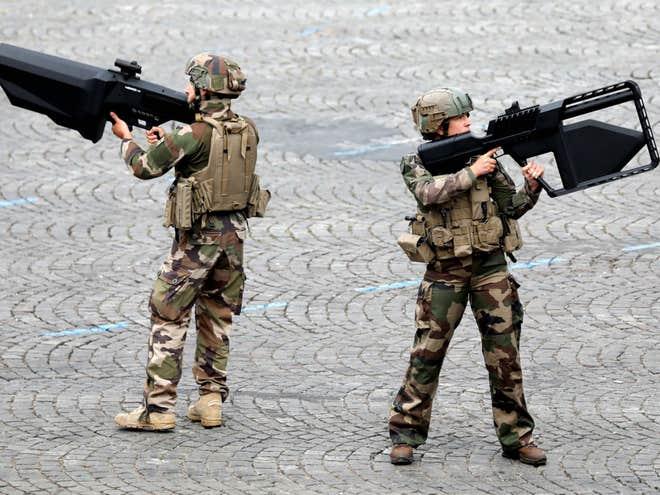 Fransa ordusu bilim kurgu