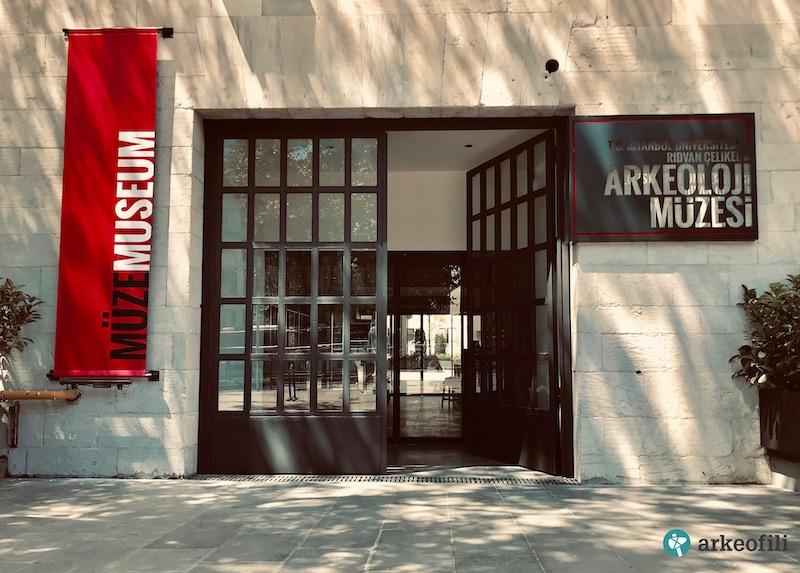 İstanbul Üniversitesi Arkeoloji Müzesi