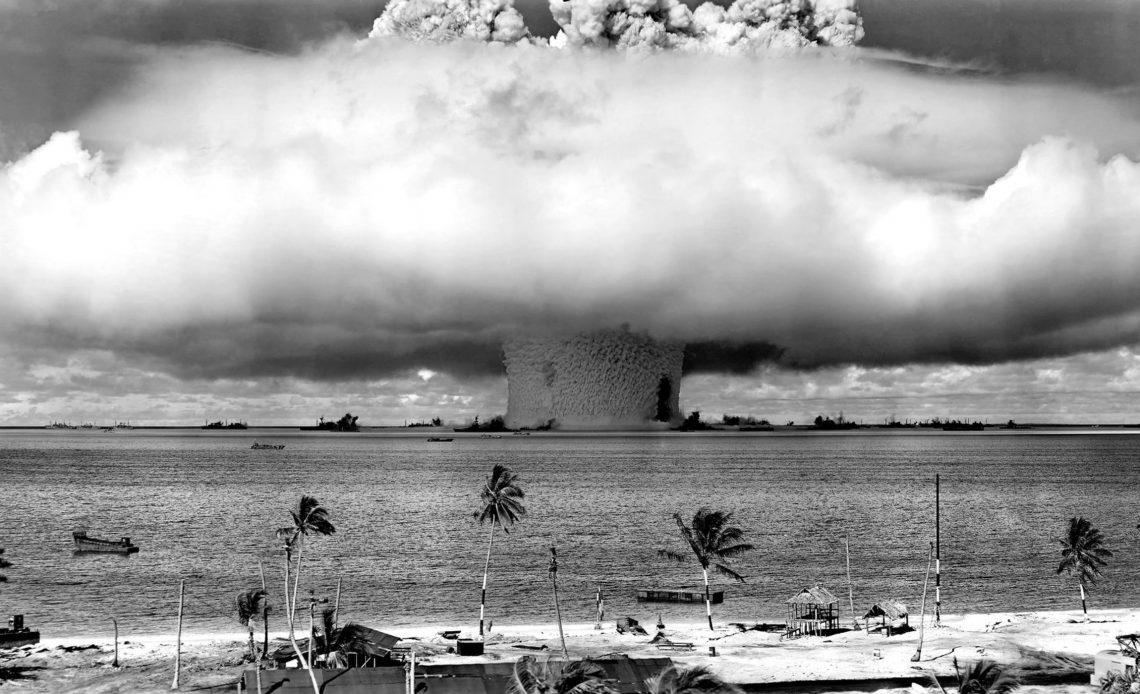 Marshall Adaları nükleer bomba