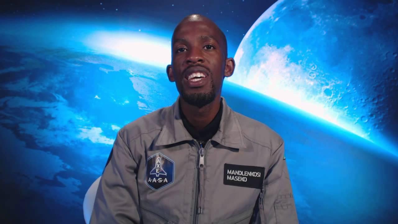 Uzaya gidecek ilk Afrikalı astronot Mandla Maseko öldü