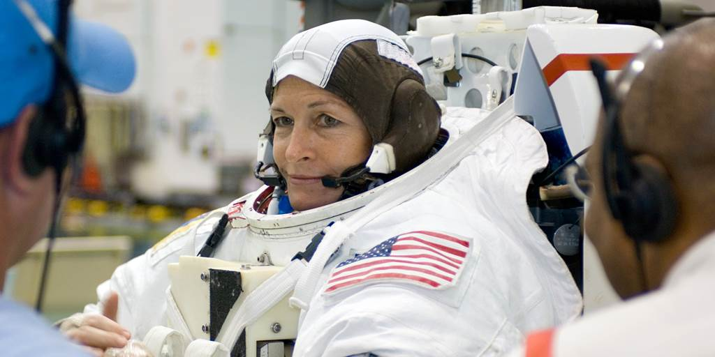 Astronot Peggy Whitson