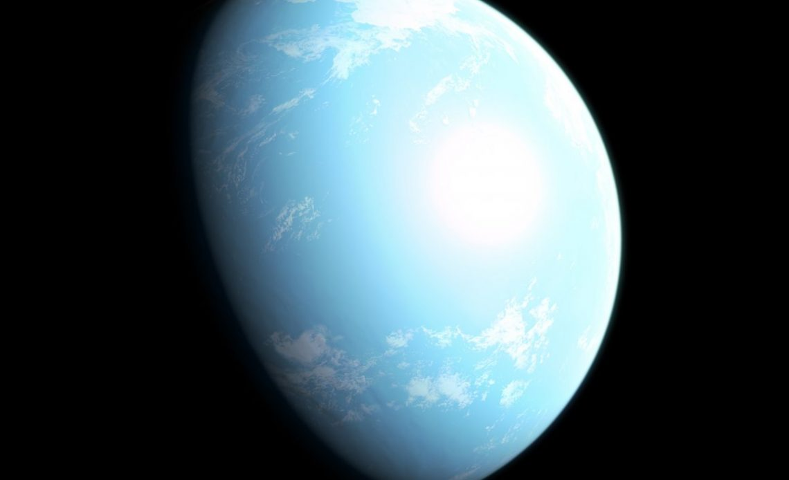 Yeni ötegezegen keşfedildi GJ 357 d