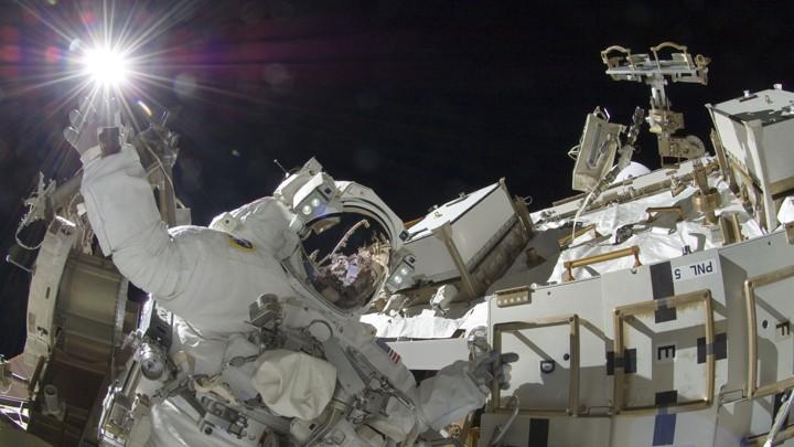 Uluslararası Uzay İstasyonu Internet ağı yükseltildi