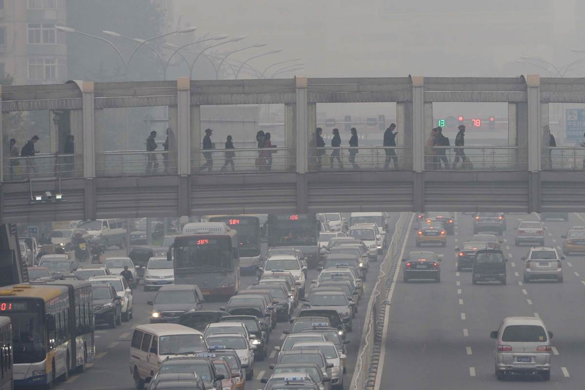hava kirliliği depresyon ve bipolar bozukluğa neden oluyor