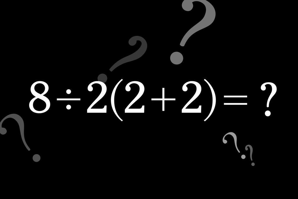 Twitter matematik tartışması BODMAS ve PEMDAS