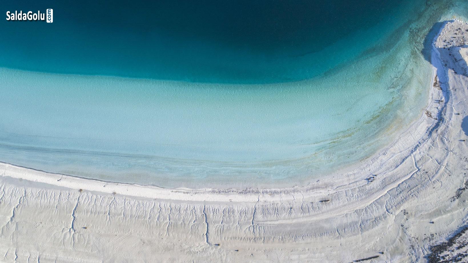 salda gölü ihaleye açıldı