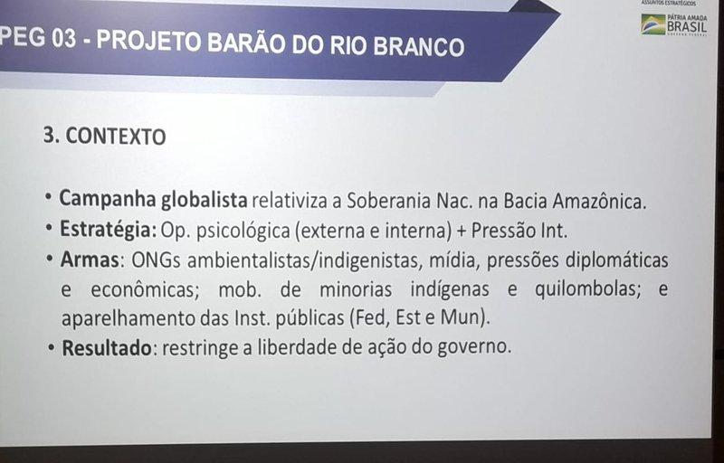Brezilya hükümetinin Amazon Ormanları planları sızdı