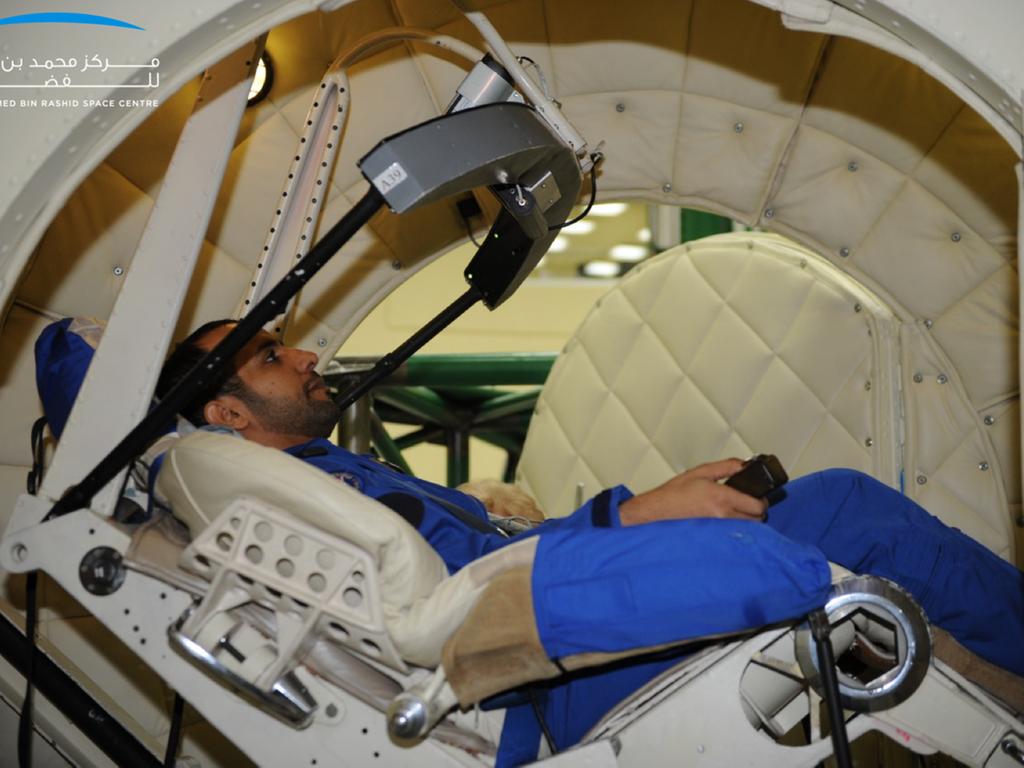uzaya giden ilk Arap