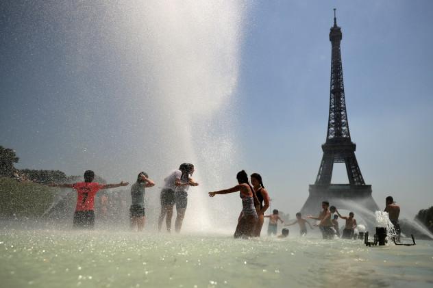 Fransa yaz sıcakları can aldı