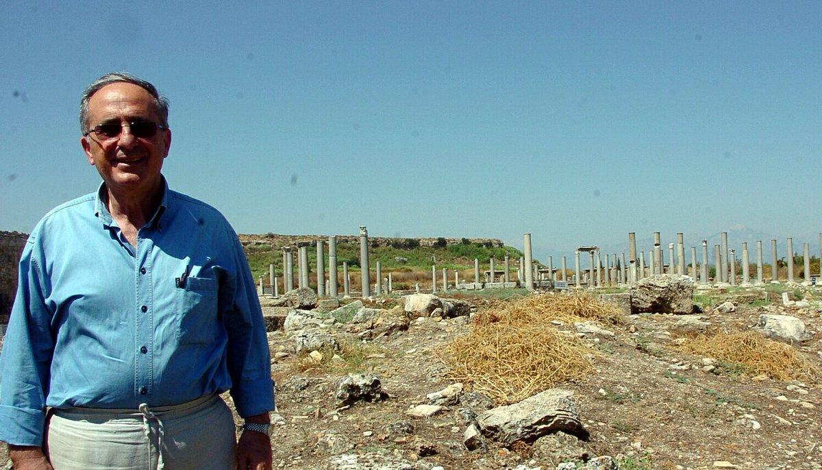 Arkeolog Haluk Abbasoğlu hayatını kaybetti