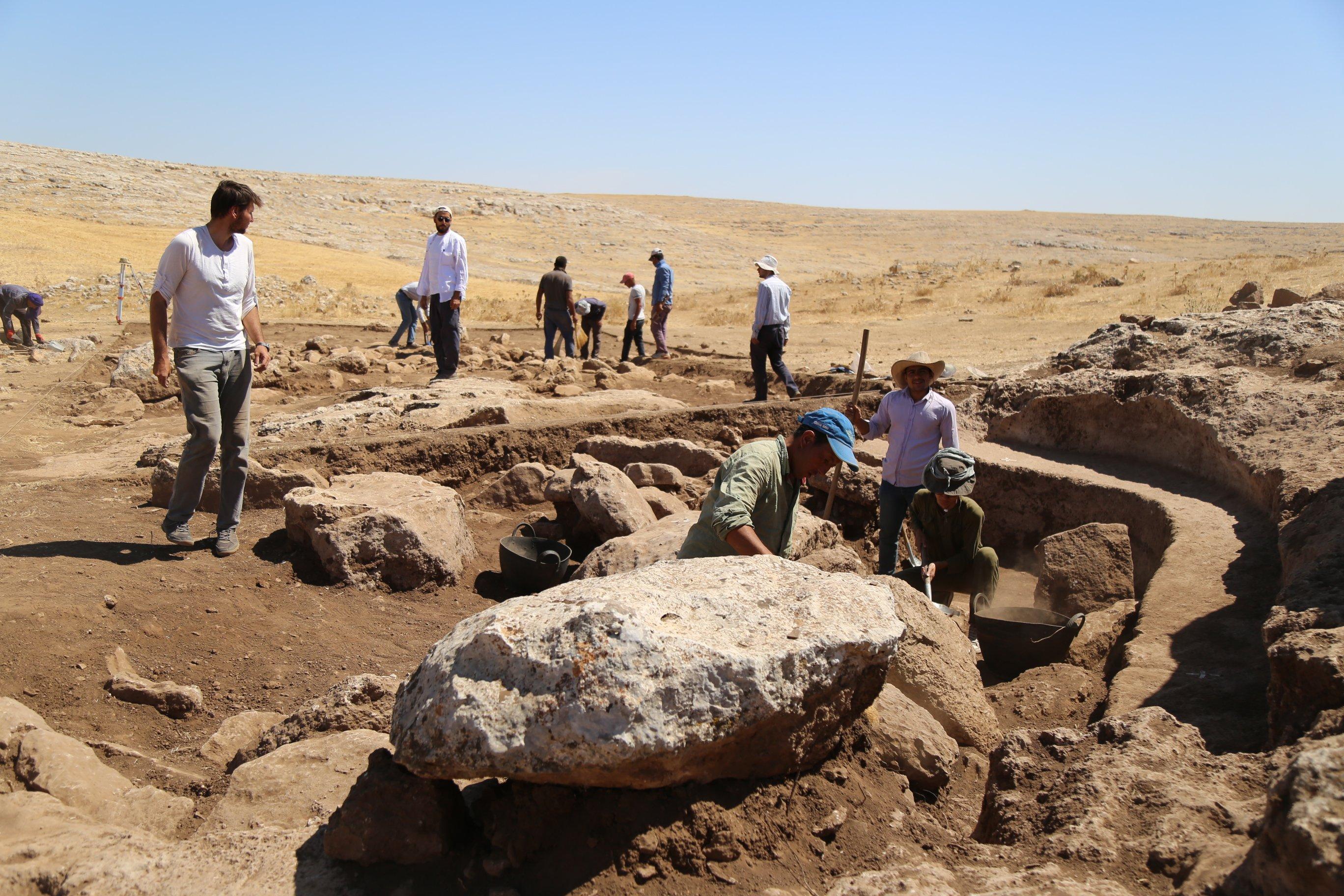Karahan tepe kazıları