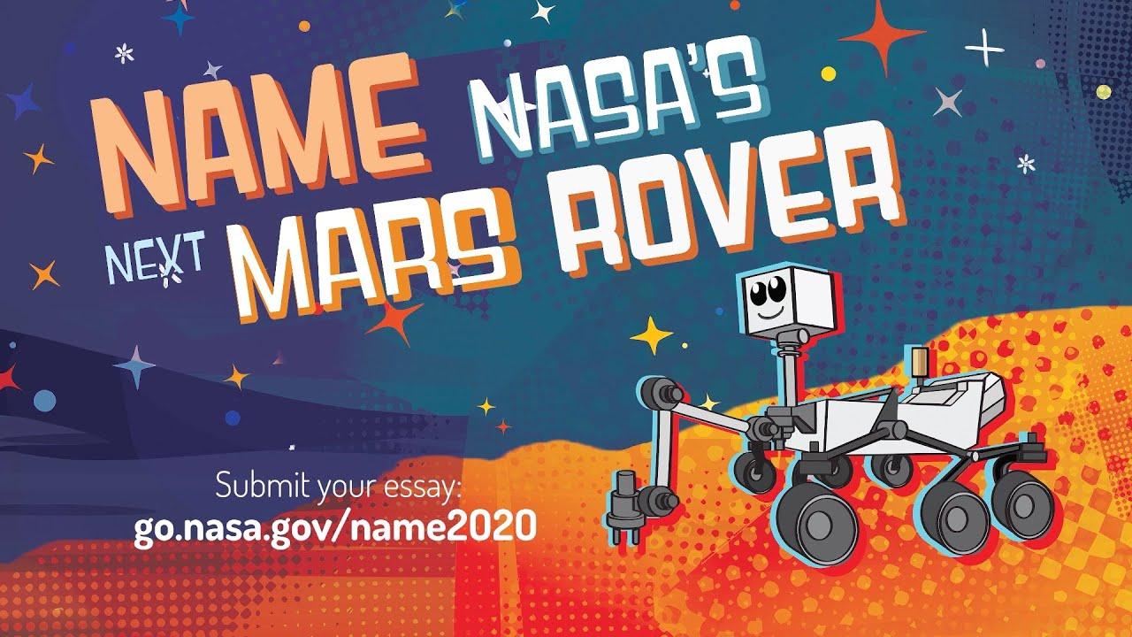 NASA isim yarışması
