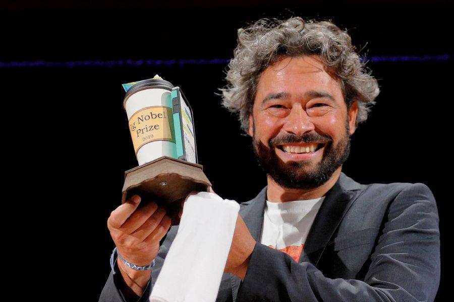 Ig Nobel kazananları