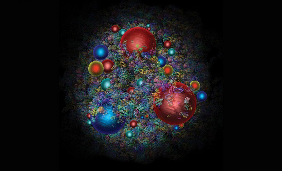 protonun yarıçapı