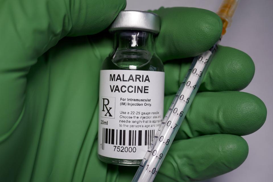 sıtma aşısı