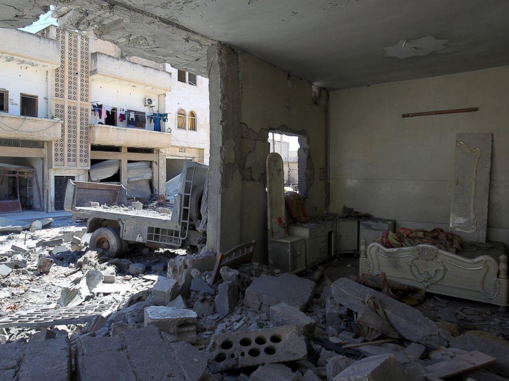 2017 Suriye kimyasal saldırıyı Esad yapmadı mı?