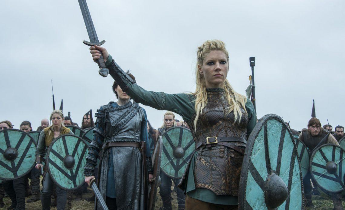 Kadın viking savaşçıları