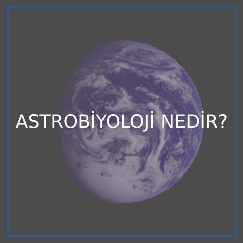 astrobiyoloji konferansı