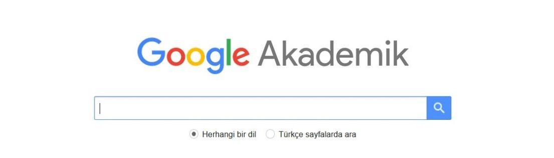 google akademik