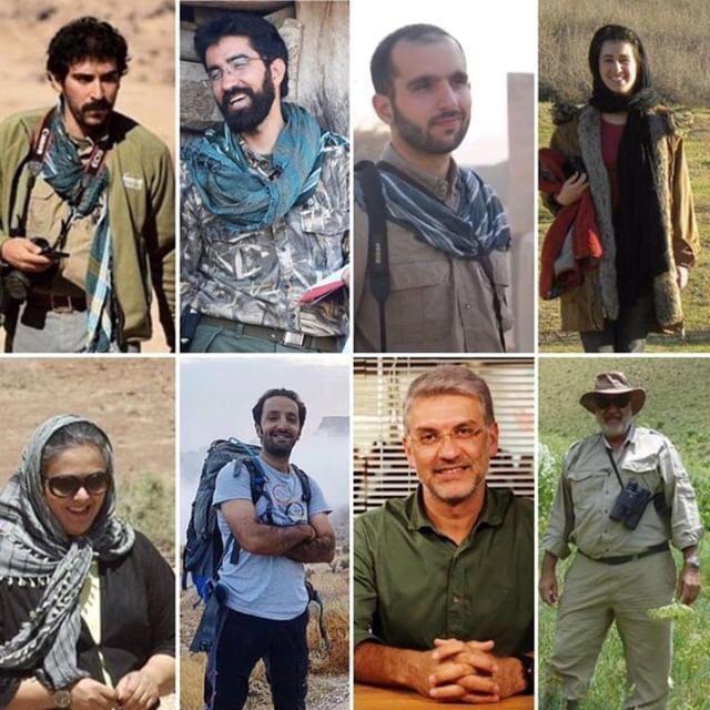 iran tutuklu bilim insanları