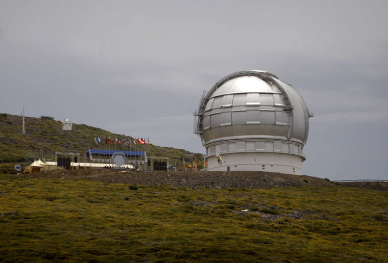 otuz metre teleskobu