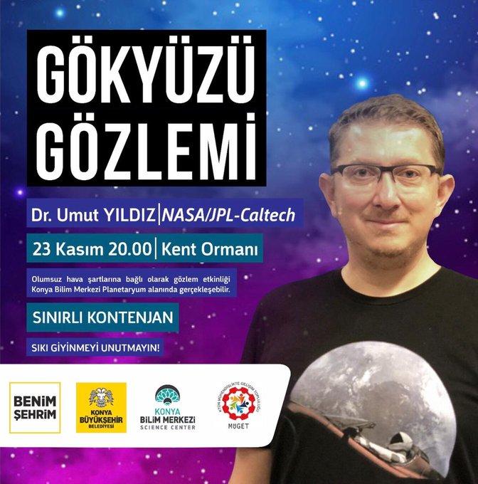 umut yıldız Konya'da