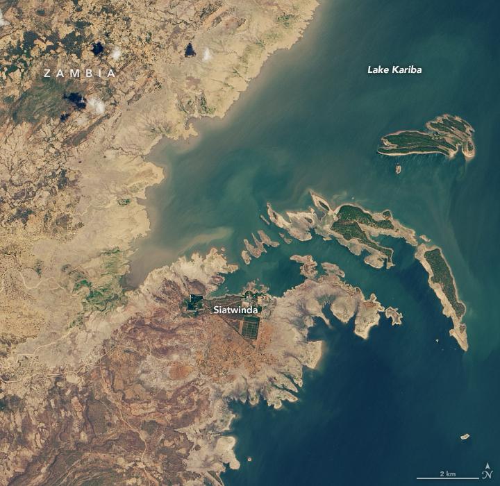 kariba gölü