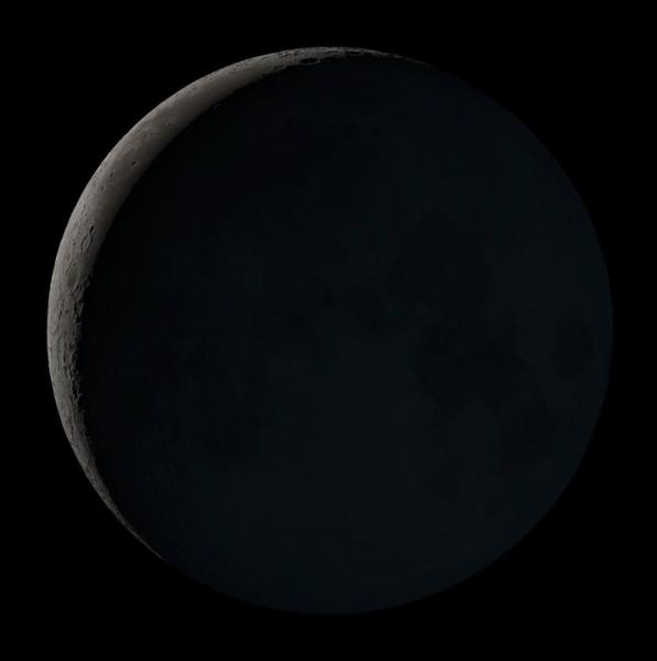 Dünya'dan Ay nasıl