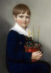 Charles Darwin çocukluğu
