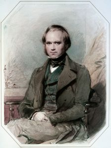 Charles Darwin Gençliği