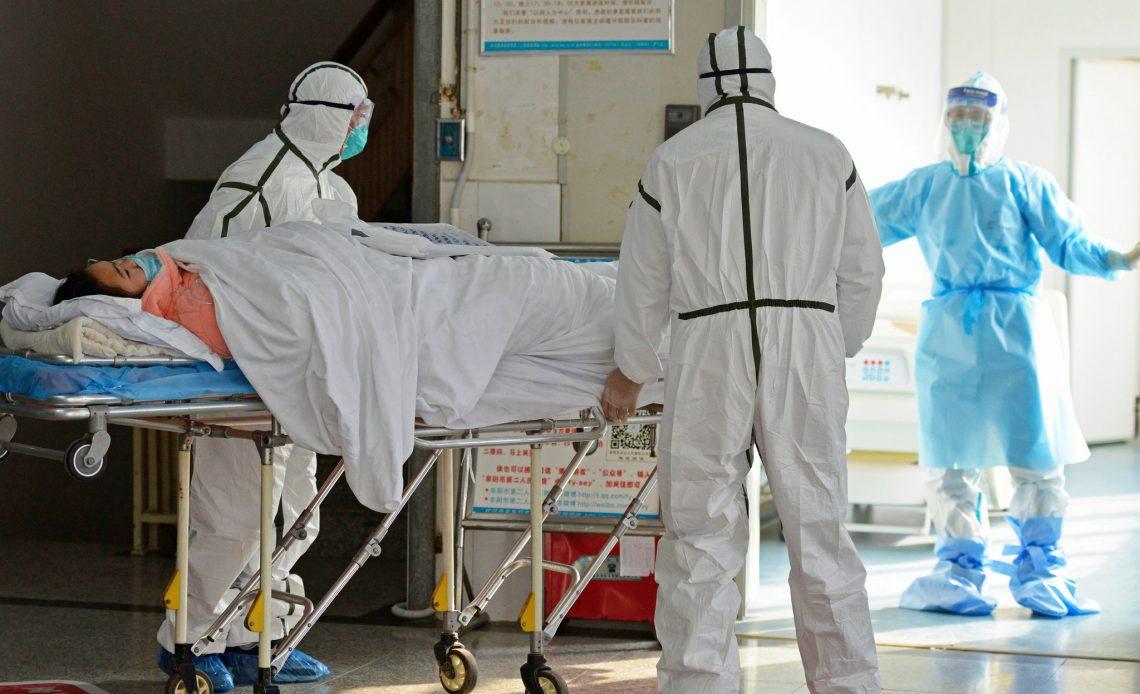 coronavirus hastası