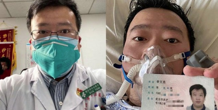 dr. li Wenliang kim